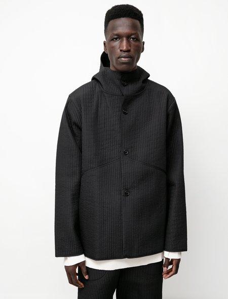MAN-TLE Mens R11 Outer 3 jacket - Black Nubi