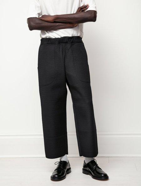 MAN-TLE Mens R11 Outer 6 pants - Black Nubi