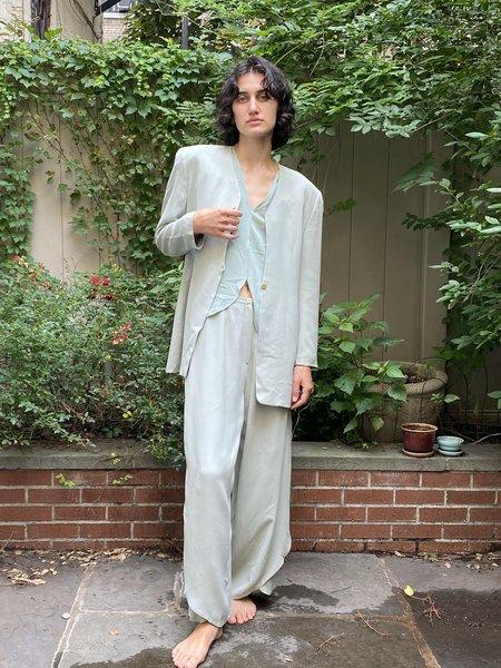 Vintage Armani 3 Piece Suit - mint