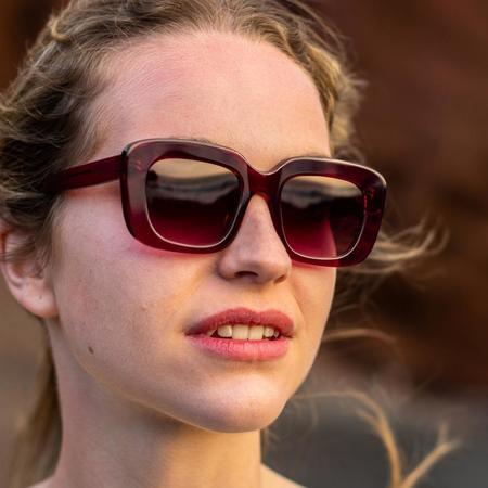 Pala Eyewear Farai Sunglasses - Berry