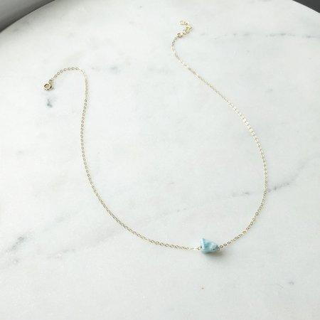 Token Orion Necklace - 14k gold filled