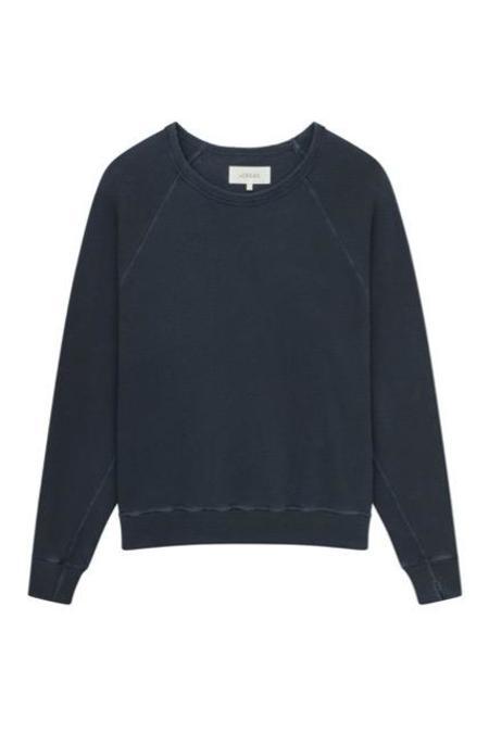 The Great. The College Sweatshirt - True Navy