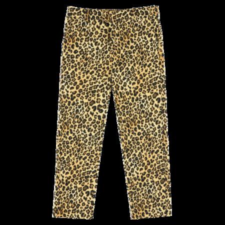 kids caroline bosmans pant - leopard print