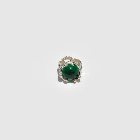 Mondo Mondo Magician Ring - Emerald