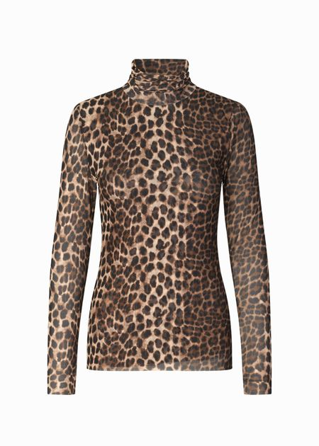 Cras Koby Blouse - Leo Tanned