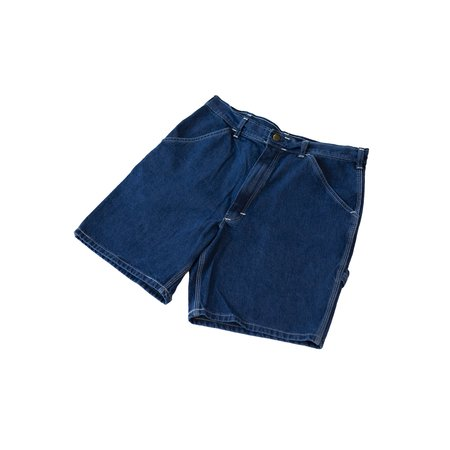 Stan Ray 80s Painter Short - Vintage Washed Denim
