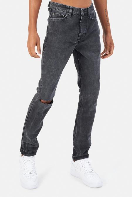 Ksubi Chitch Jeans - Asphalt Trashed