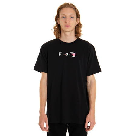 OFF-WHITE Acrylic Arrow t-shirt - black