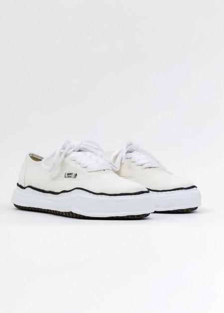 Mihara Yasuhiro Ponyskin Original Sole Sneaker - White