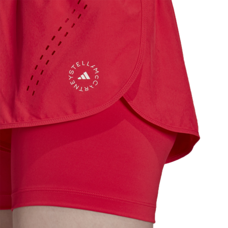 adidas by Stella McCartney True Purpose Short Active - Pink/White