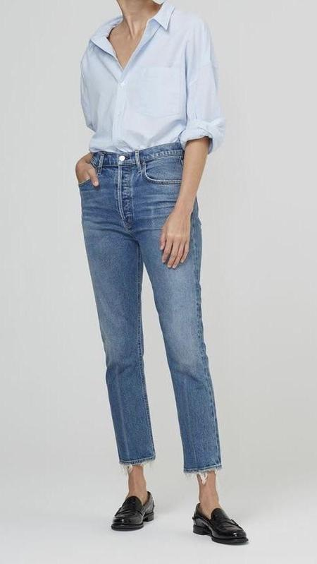 Citizens of Humanity Jolene Jeans - Dimple