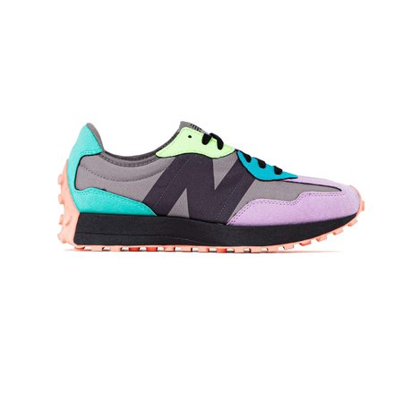 New Balance 327 Sneakers - Blue/Pink