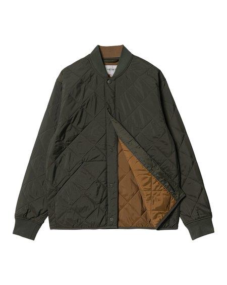 CARHARTT WIP Barrow Liner jacket - Cypress/Hamilton Brown