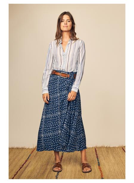 Diega Paris Jamaco Skirt - Blue