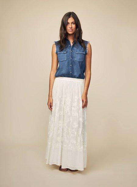 Diega Paris Jayio Skirt - White