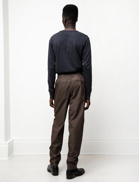 Lemaire Pyjama Pants - Bark