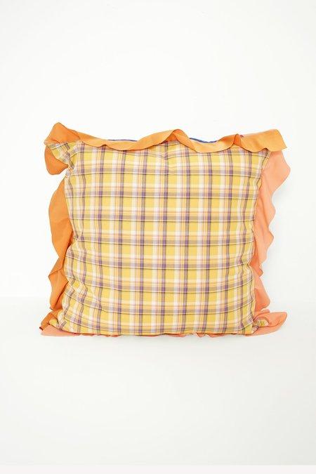 Aquarius Cocktail Fight #1 Pillow - Multicolor