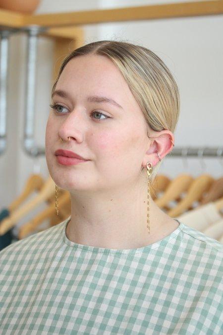 Metrix Jewelry Drop Chain Earring