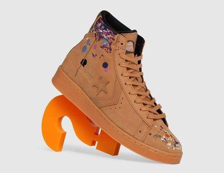Converse x Bandulu Pro Leather / Limoges