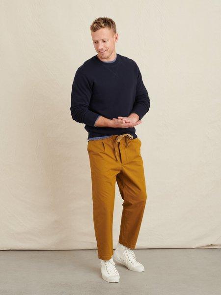 Alex Mill Pull on Pleated Pant - Tech Nylon