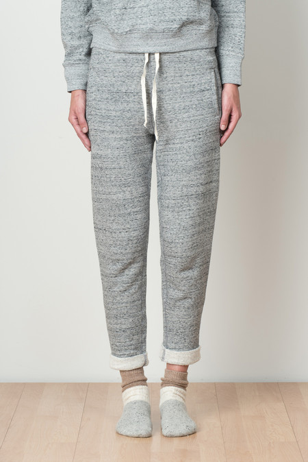 Hansel from Basel Morecambe Pant In Heather Grey