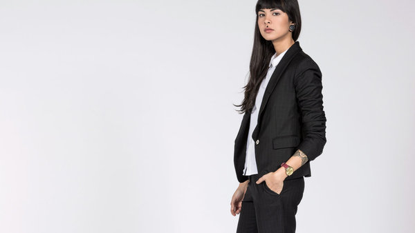 Lucca Couture x Wildfang The Dietrich Blazer