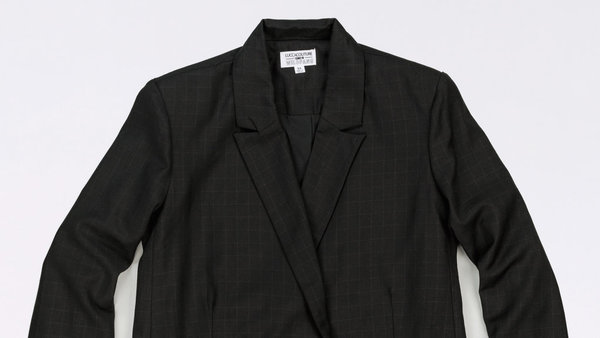 Lucca X Wildfang The Ryder Double Breasted Blazer
