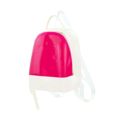Kids MILK & SODA Poppy Jelly Backpack - Bubblegum