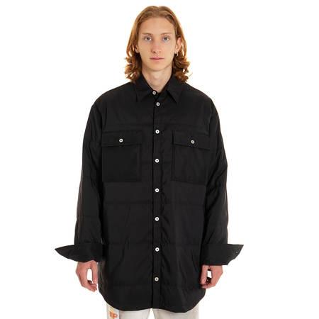 HERON PRESTON Quilted shirt