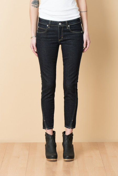amo denim Twist In Soft Raw