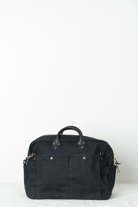 Winter Session Weekender In Black