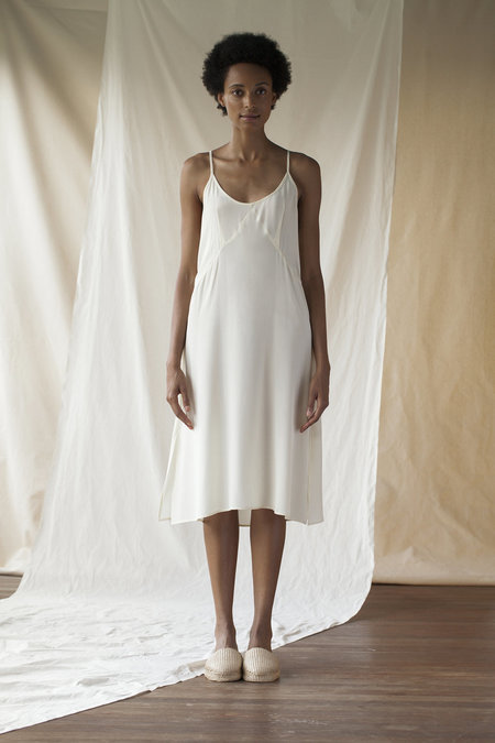 House Dress Curved Seam Slip