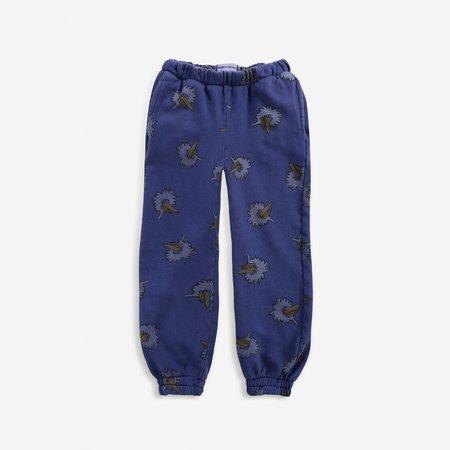 kids Bobo unisex Choses Birdie Jogger Pant - Royal Blue