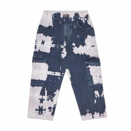 Kids the new society vincent pants - navy