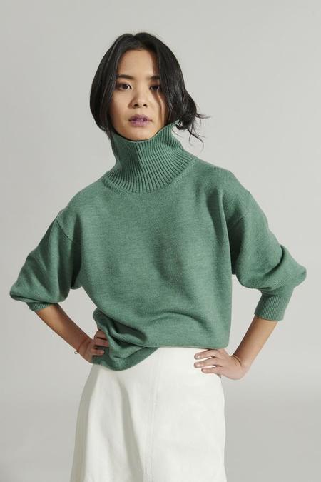 Rachel Comey Boedo Sweater - Sage