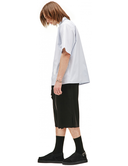 OAMC Short Sleeves Patched Shirt