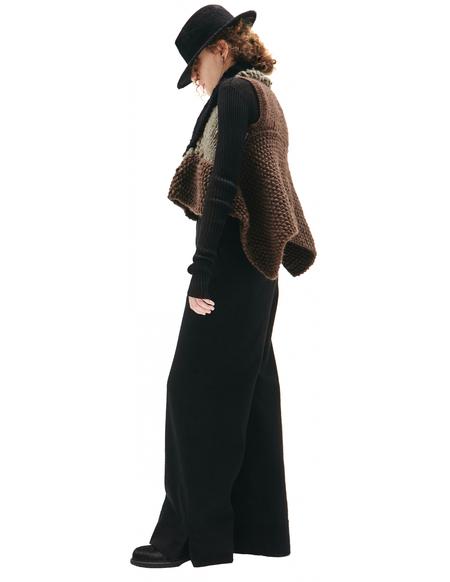 HUN Rick Owens Wool Knitted Vest