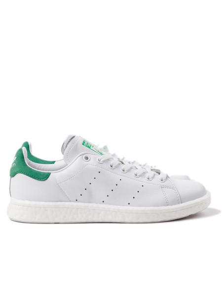 Adidas Stan Smith Boost White/Green BB0008