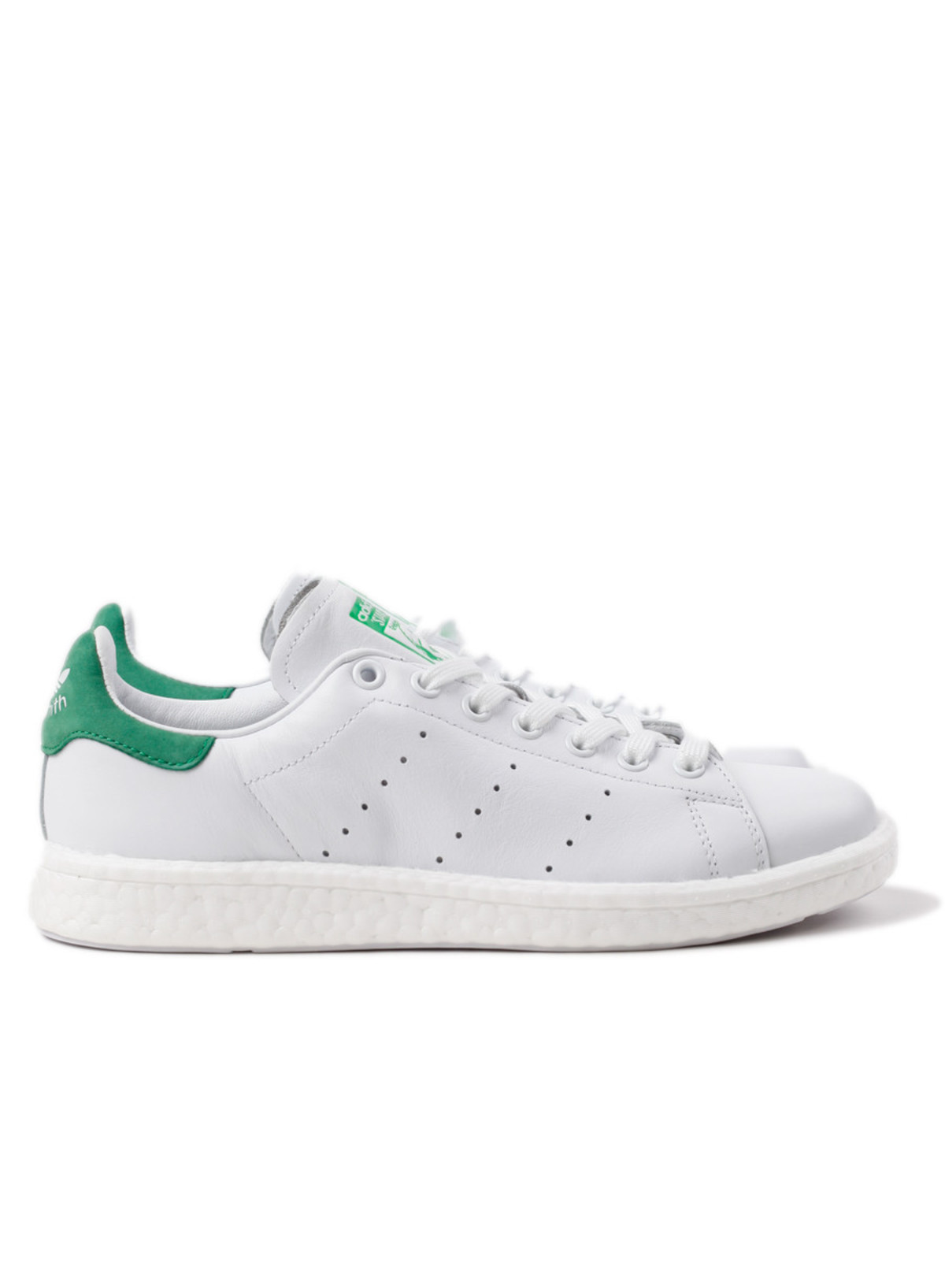 super popular 85808 91108 Adidas Stan Smith Boost White/Green BB0008
