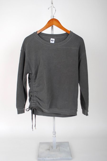 NSF Umah Sweatshirt - Pigment Black