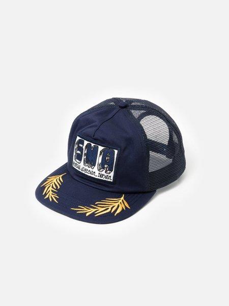 General Admission SMA x GA Division Trucker Hat - Navy