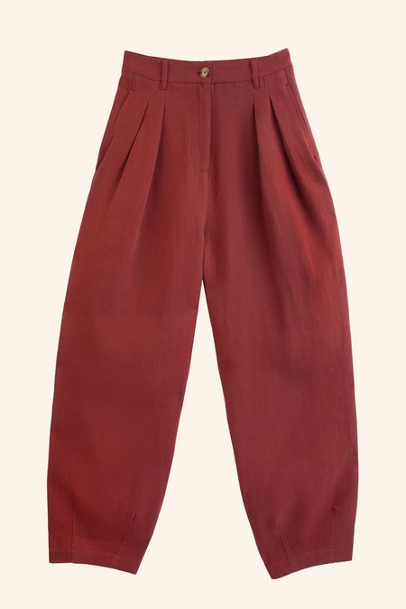 Meadows Garance Trouser - Chocolate
