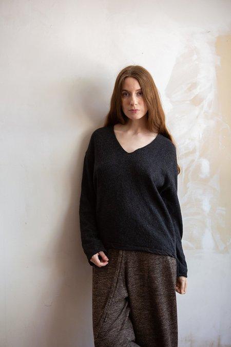 Elsa Esturgie Feria Sweater - Carbon