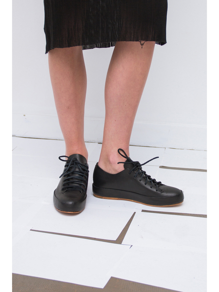 Feit Hand Sewn Low, Black
