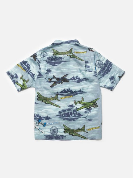 General Admission Bomber Plane Short Sleeve Shirt