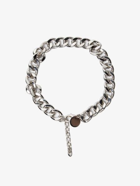 PRE-LOVED MM6 Massive Chain - silver