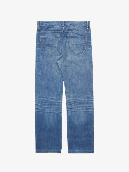 [Pre-Loved] Dior Male Blue Cotton Jeans