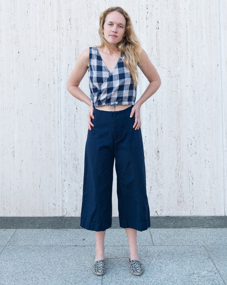 Esby Lucia Seamed Pant