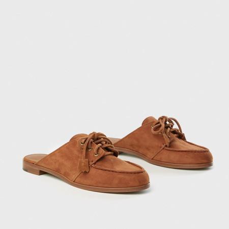 Jenni Kayne Slip On Deck Shoe