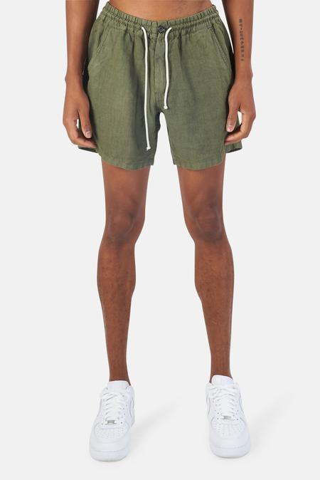 Presidents Bermuda New Tripoli Shorts - Green